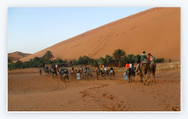 Sahara Excursions in Morocco